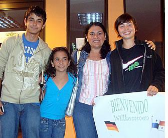 En inkvartering med en lokal värdfamilj kommer att hjälpa din familj att lära sig spanska snabbare under sin spanska språkresa